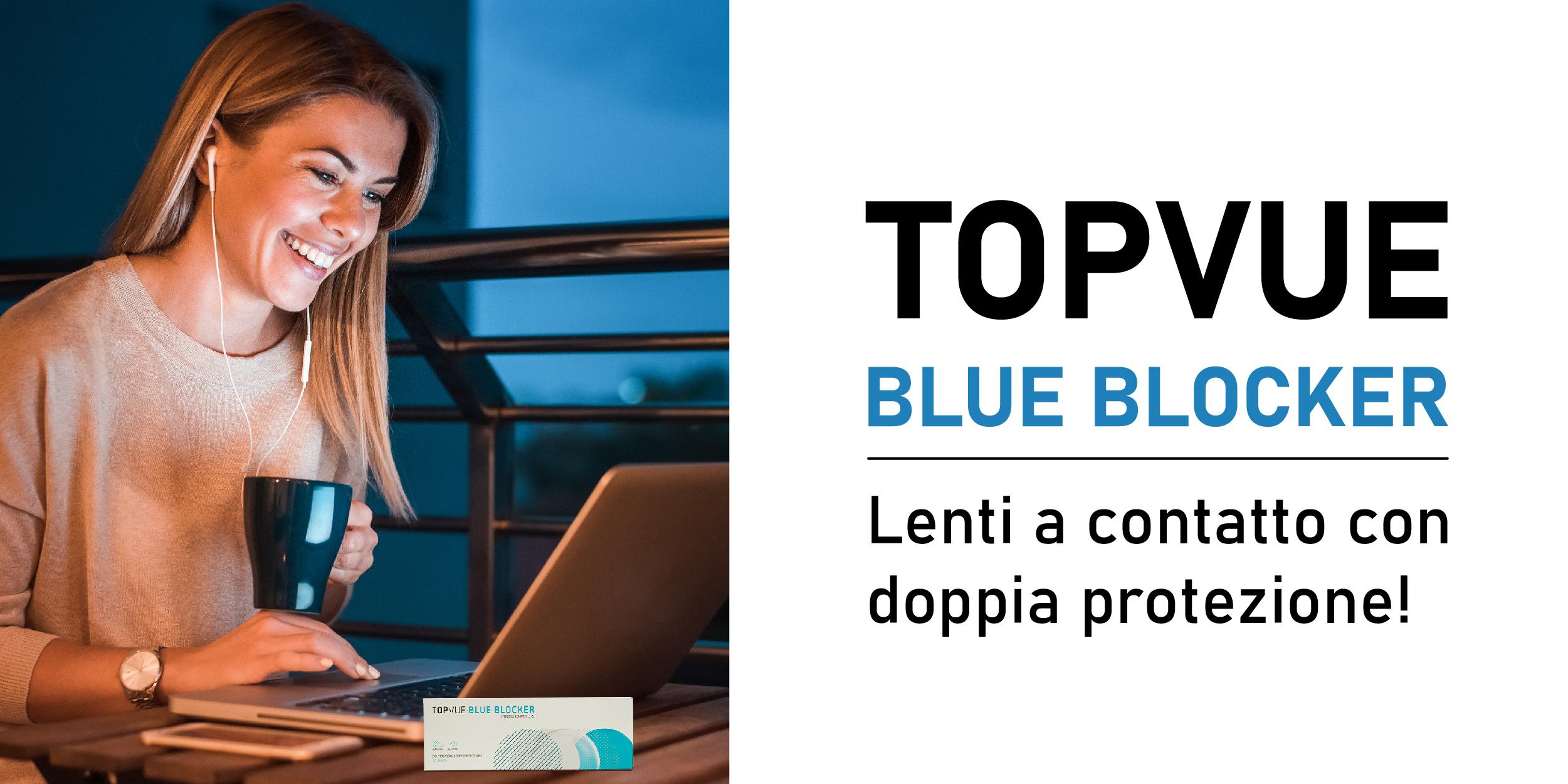 Lenti TopVue Blue Blocker