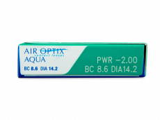 Air Optix Aqua (3lenti)