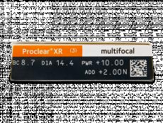 Proclear Multifocal XR (3 lenti)