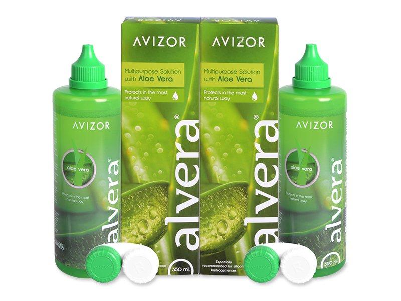 Soluzione Alvera 2x350 ml