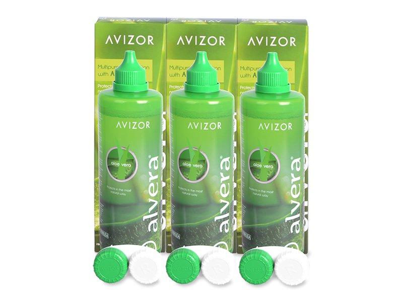 Soluzione Alvera 3x350 ml