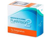 Lenti a contatto - PureVision 2 for Astigmatism