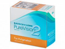 PureVision 2 for Astigmatism (6lenti)