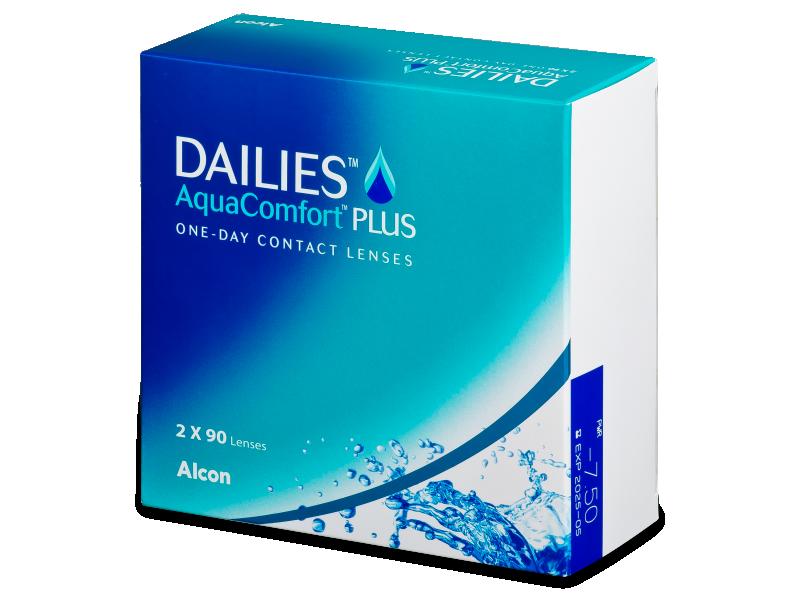 Dailies AquaComfort Plus (180lenti)