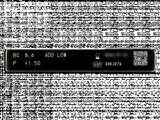 Miru 1 Month Menicon Multifocal (6 lenti)