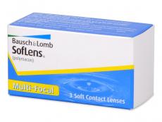 SofLens Multi-Focal (3lenti)