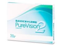 Lenti a contatto - PureVision 2