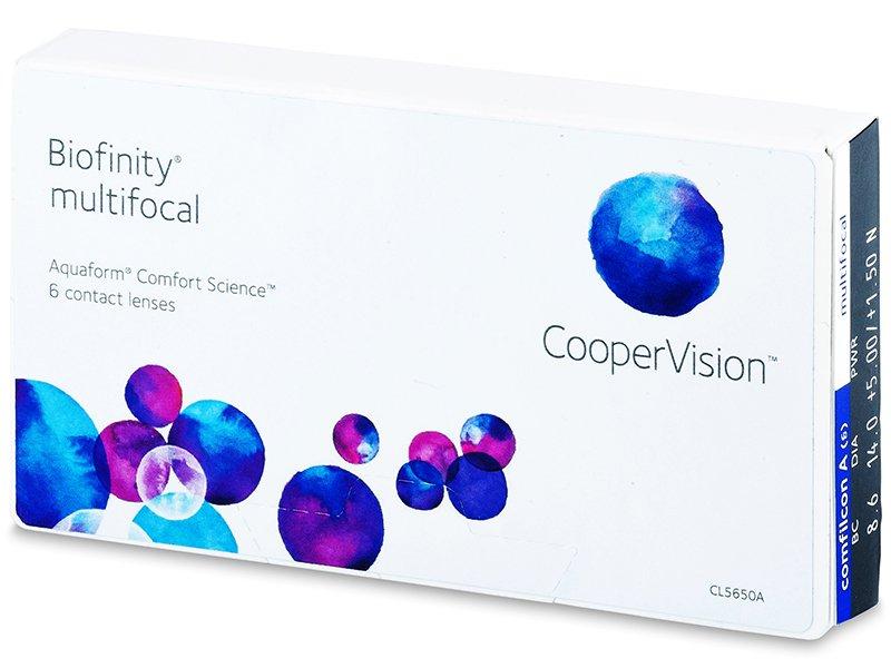 Biofinity Multifocal (6lenti)
