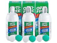 Lenti a contatto - Soluzione OPTI-FREE Express 3 x 355 ml