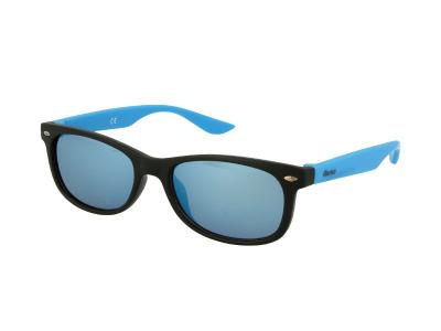 Occhiali per bambini Alensa Sport Black Blue Mirror