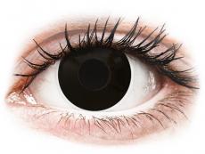 ColourVUE Crazy Lens - BlackOut - non correttive (2 lenti)