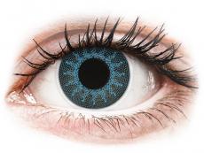 ColourVUE Crazy Lens - Solar Blue - correttive (2 lenti)