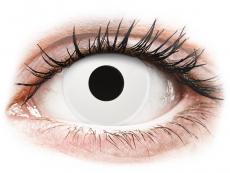 ColourVUE Crazy Lens - WhiteOut - correttive (2 lenti)