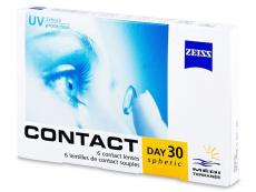 Carl Zeiss Contact Day 30 Spheric (6 lenti)