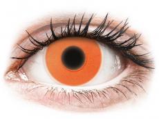ColourVUE Crazy Glow Orange - non correttive (2lenti)