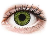 Lenti a contatto - TopVue Color daily - Fresh green - correttive