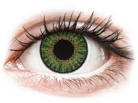 Lenti a contatto - TopVue Color daily - Green - correttive