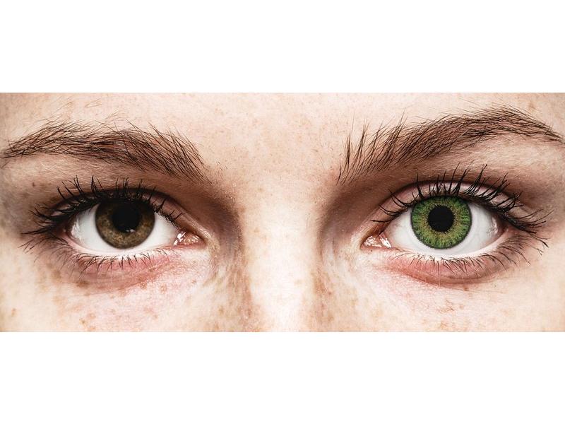 TopVue Color daily - Green - correttive (10lenti)