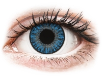 Lenti a contatto - TopVue Color daily - Sapphire Blue - correttive