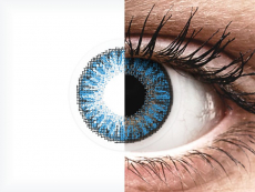 TopVue Color daily - Sapphire Blue - non correttive (10lenti)
