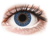 Lenti a contatto - TopVue Color - True Sapphire - correttive