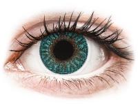 Lenti a contatto - TopVue Color - Turquoise - non correttive