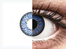 ColourVUE Glamour Blue - non correttive (2lenti)