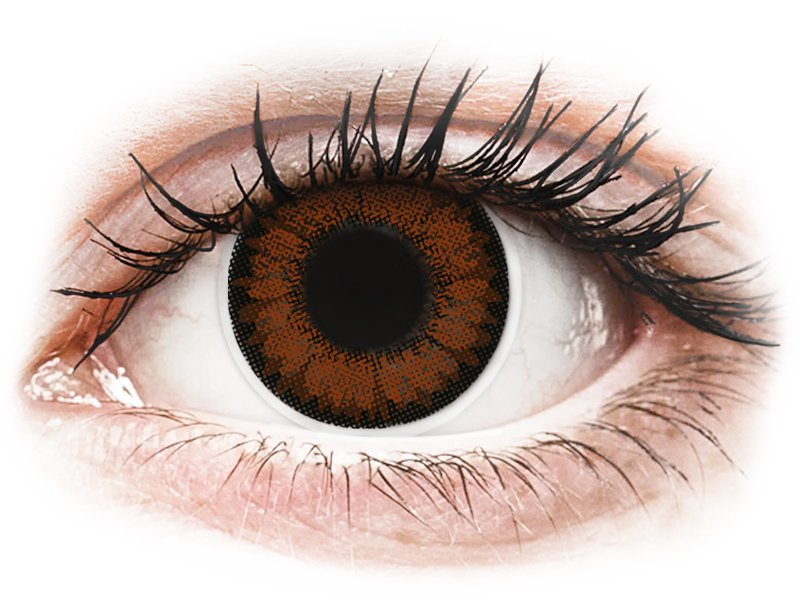 ColourVUE BigEyes Pretty Hazel - non correttive (2lenti)