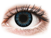 Lenti a contatto - ColourVUE BigEyes Cool Blue - non correttive