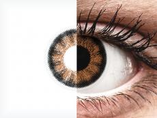 ColourVUE BigEyes Sexy Brown - non correttive (2lenti)