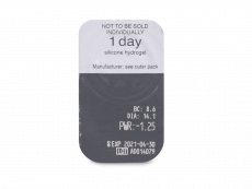 Clariti 1 day (90 lenti)