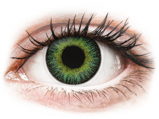 ColourVUE Fusion Green Yellow - non correttive (2lenti)