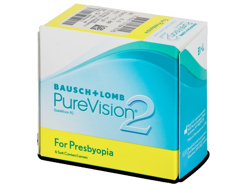 PureVision 2 for Presbyopia (6lenti)