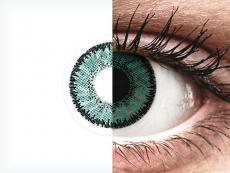 SofLens Natural Colors Jade - non correttive (2 lenti)