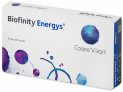 Biofinity Energys (3 lenti)