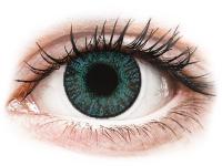 Lenti a contatto - FreshLook ColorBlends Brilliant Blue - correttive