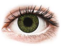 Lenti a contatto - FreshLook ColorBlends Green - correttive