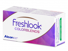 FreshLook ColorBlends Sterling Gray - correttive (2 lenti)