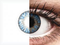 FreshLook ColorBlends True Sapphire - non correttive (2 lenti)