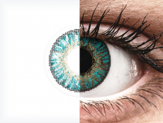 FreshLook ColorBlends Turquoise - non correttive (2 lenti)