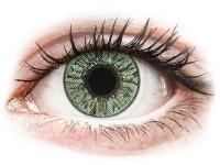 Lenti a contatto - FreshLook Colors Green - correttive