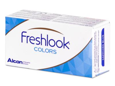 FreshLook Colors Green  - non correttive (2 lenti)
