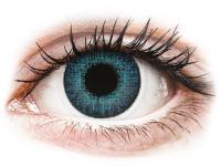 Lenti a contatto - Air Optix Colors - Brilliant Blue - correttive