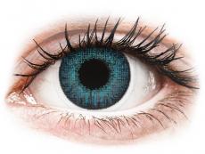 Air Optix Colors - Brilliant Blue - correttive (2lenti)