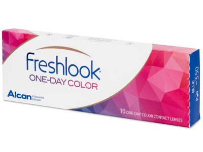FreshLook One Day Color Blue - correttive (10 lenti)