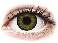 Lenti a contatto - FreshLook One Day Color Green - correttive