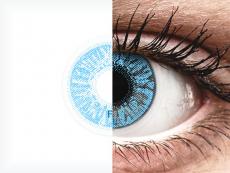 FreshLook Colors Sapphire Blue - non correttive (2 lenti)