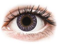 Lenti a contatto - TopVue Color - Violet - non correttive