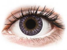 TopVue Color - Violet - non correttive (2 lenti)