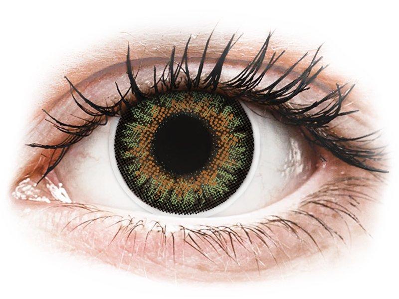 ColourVue One Day TruBlends Green - correttive (10 lenti)